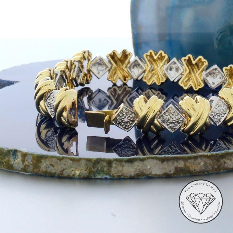 Brillant Armband