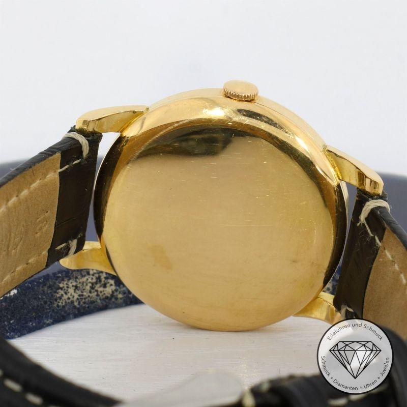 Vintage IWC SChaffhausen Gold 35mm Handaufzug