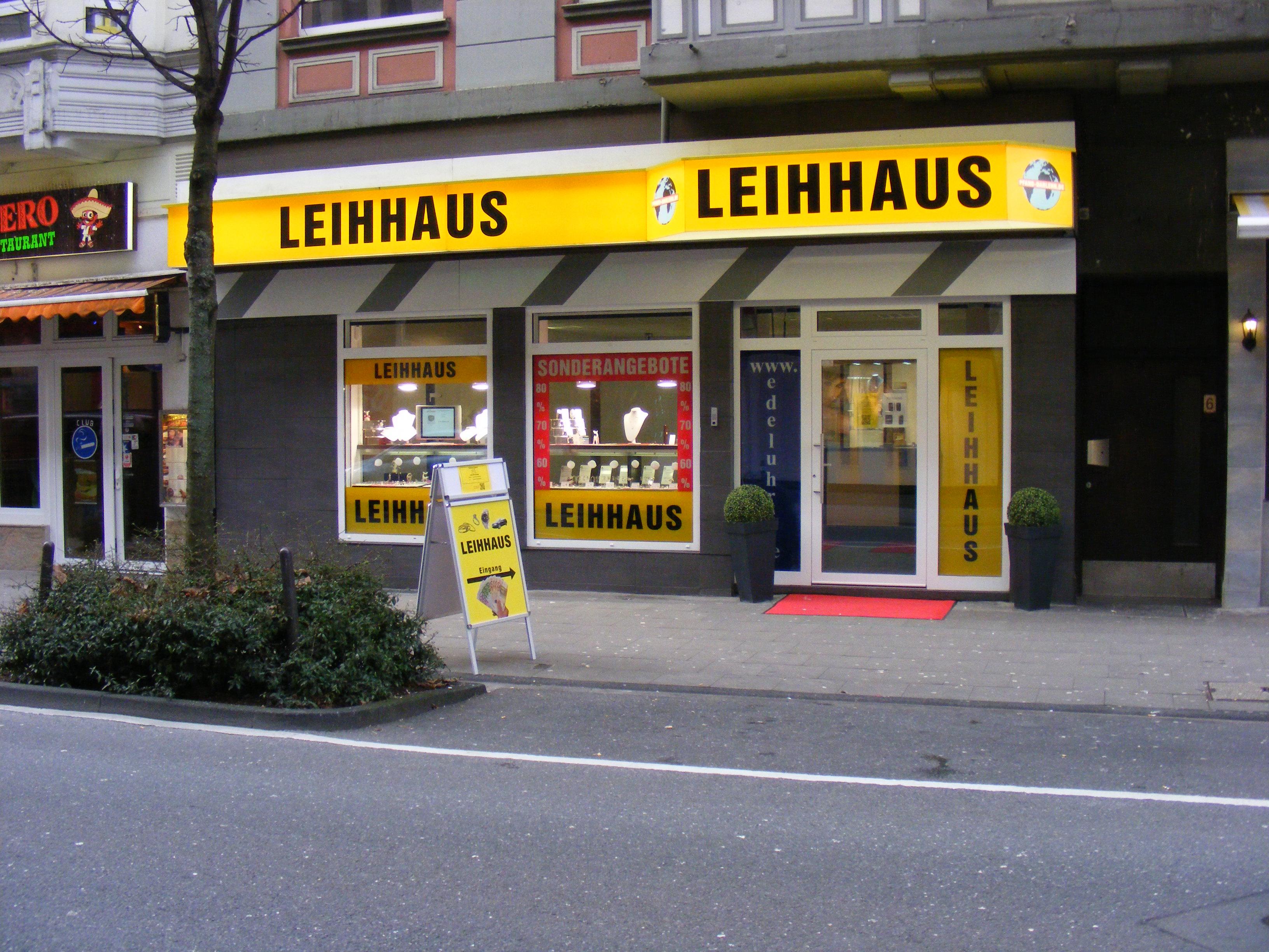 Pfandkredit Wuppertal