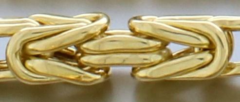 Königskettenmuster